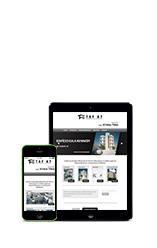 criação de site responsivo tablet smartphone
